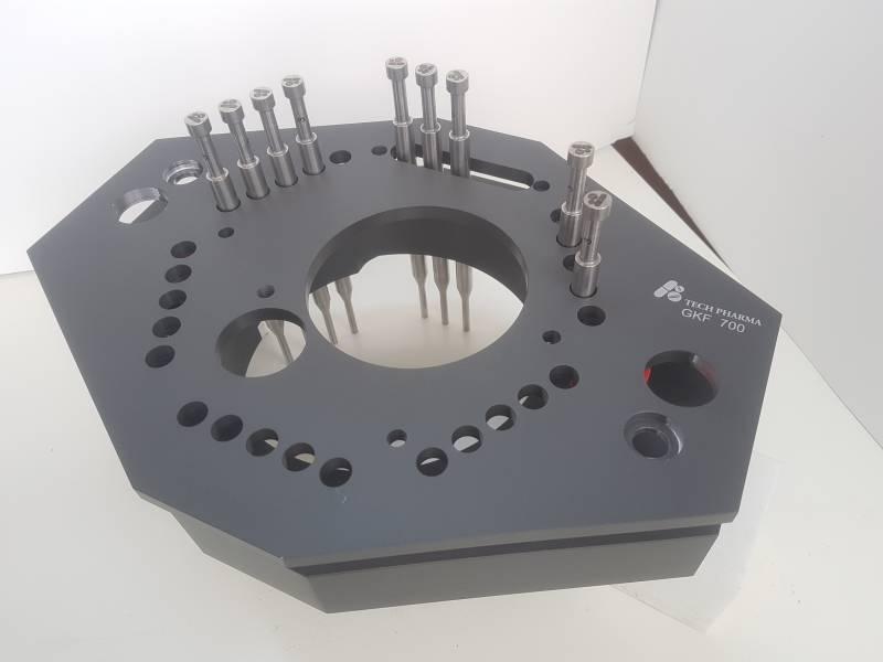 GKFقطع غيار ماكينة تعبئة كبسولات